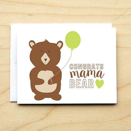 Mama Bear - 6 Cards