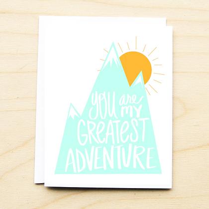 Greatest Adventure - 6 Cards