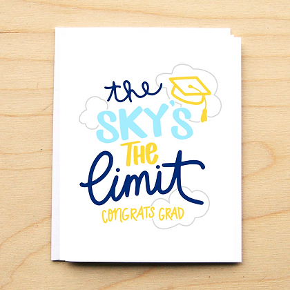 Sky's the Limit - 6 Cards