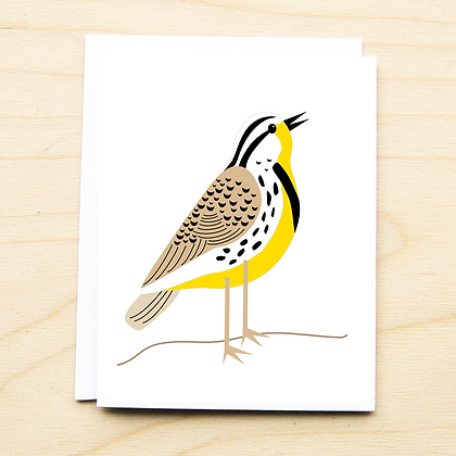 Meadowlark - MT State Bird