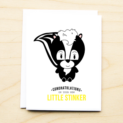 Little Stinker - 6 Cards