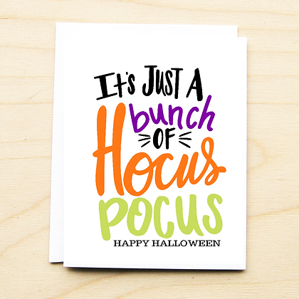 Hocus Pocus Halloween