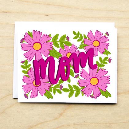 Floral Mom - 6 Cards