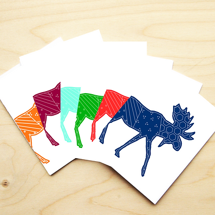 Moose - 2 Card Sets