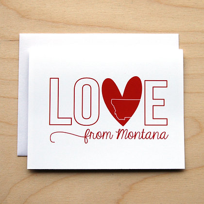 Love MT- Card Sets