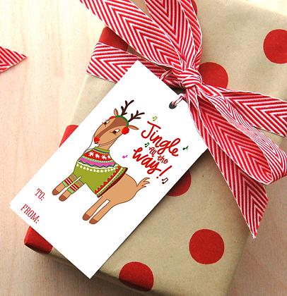Jingle all the Way- 4 Sets