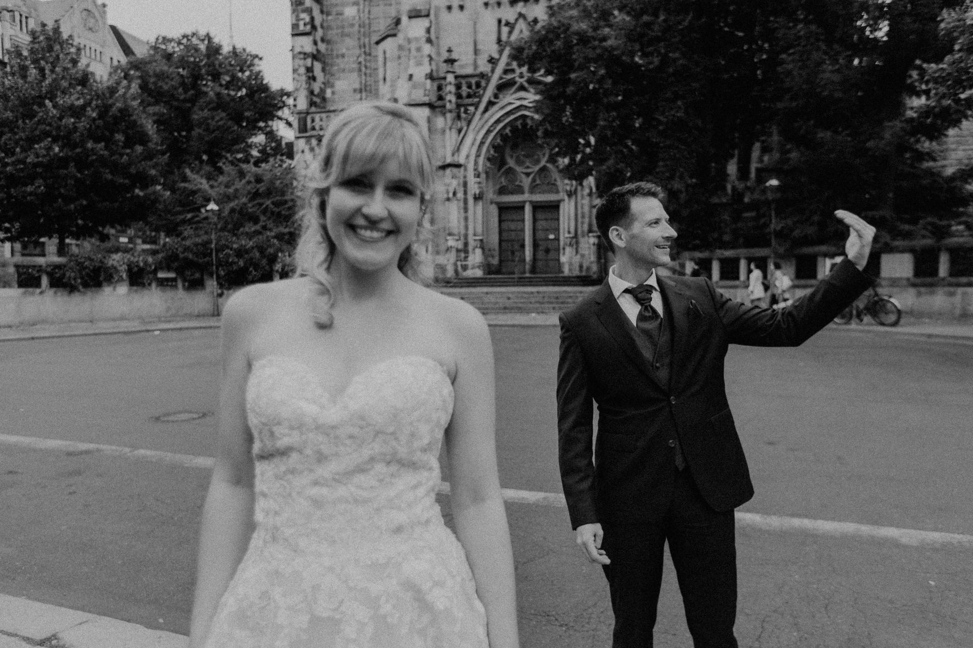 Fotografin Louisa Behnke, Hochzeitsfotografie
