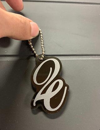 2E Logo Keychain