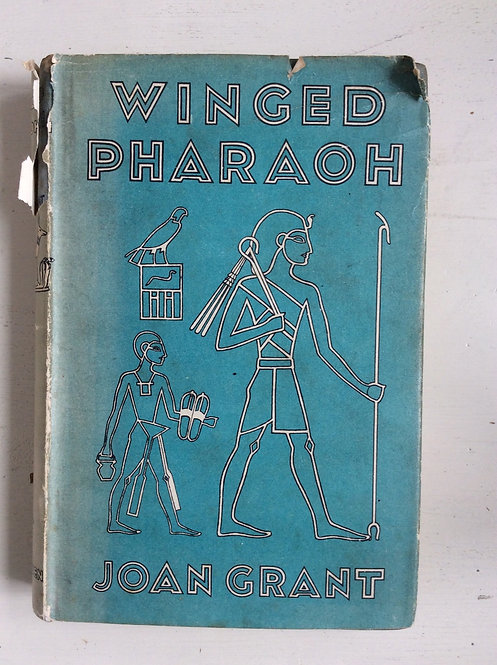 Winged Pharaoh by Joan Grant