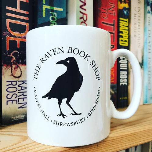 Raven Bookshop Cup