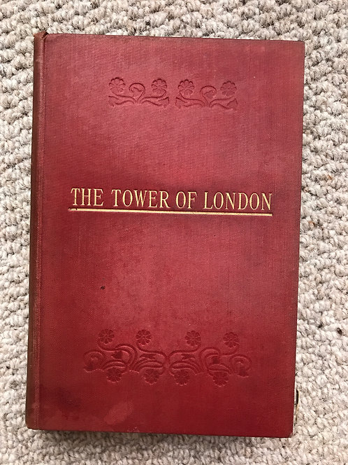 The Tower of London (novel) William Harrison Ainsworth