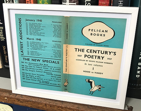 The Century's Poetry 1837 to 1937