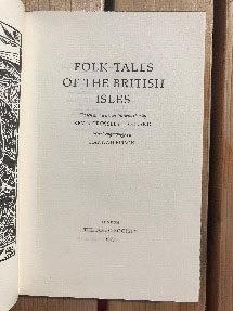 Folk Tales of the British Isles 1985