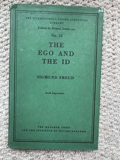 The Ego and the ID Sigmund Freud
