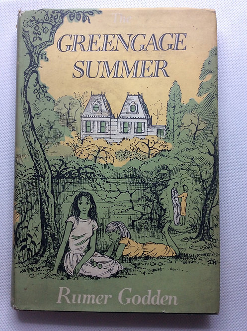 Greengage Summer by Rumer Godden, 1958