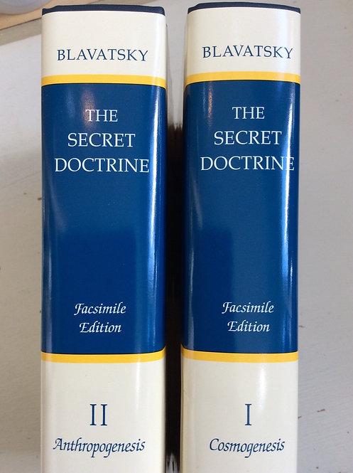 The Secret Doctrine Vols 1&2