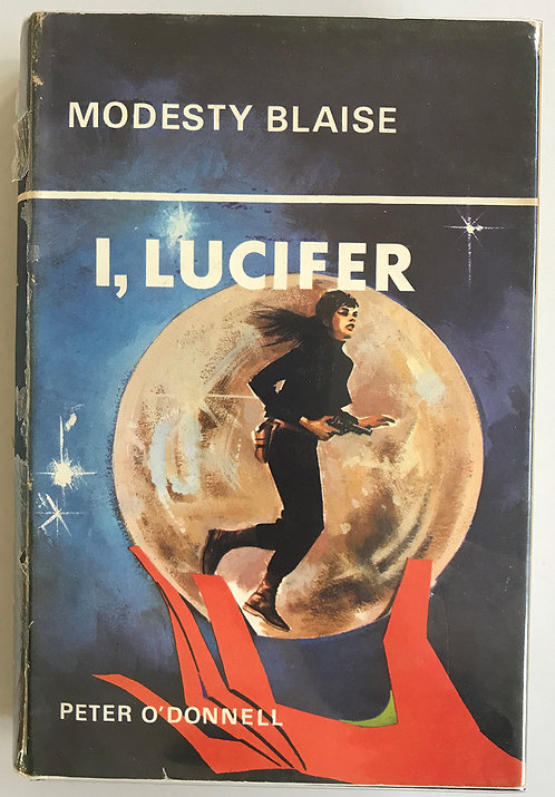 I, Lucifer (Modesty Blaise) by Peter O'Donnell