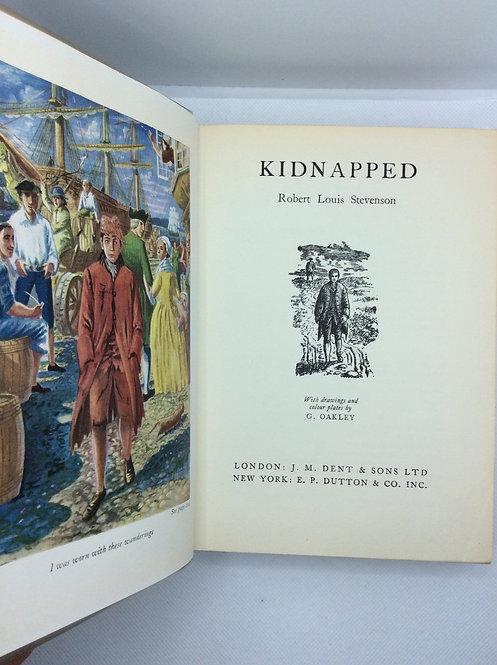Kidnapped by RL Stevenson