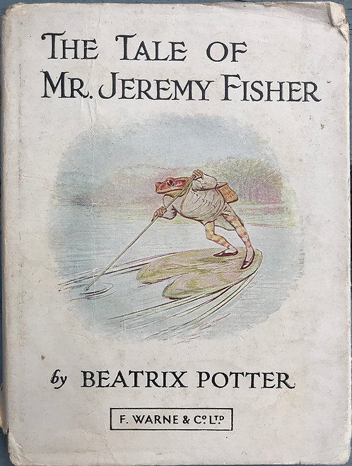 The Tale of Jeremy Fisher By Beatrix Potter