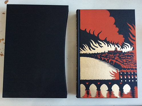 The Great Fire of London 1666 Folio Society