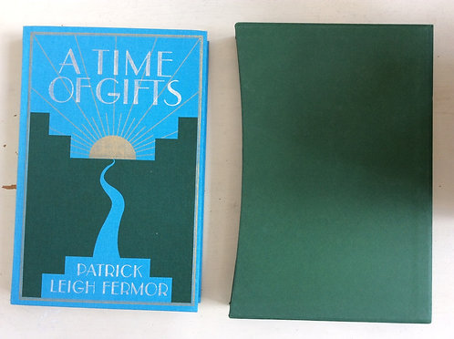 Folio A Time of Gifts by Patrick Lee Fermor