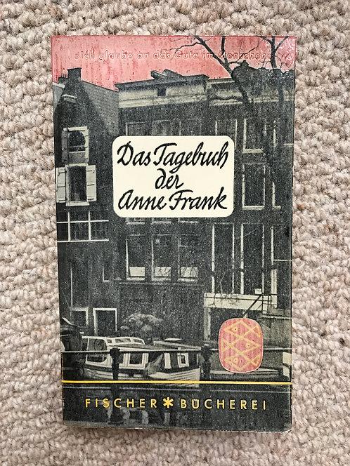 Das Tagebuch der Anne Frank Fischer Bucherei
