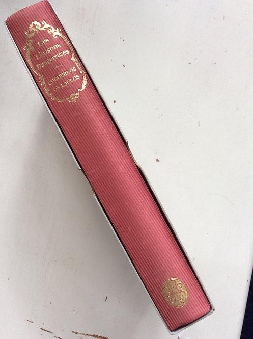 Folio Society Les Liaisons Dangereuses by de Laclos