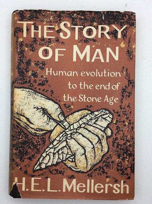 The Story of Man by HEL Mellersh
