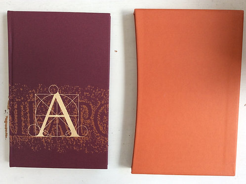 A is for Ox Folio by Lyn Davies