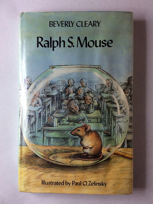 Ralph S Mouse by Beverly Cleary