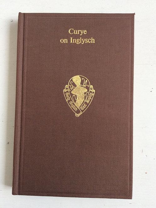 Curye on Inglysch Heath and Butler 1985