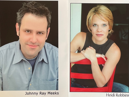 Episode 223 - Heidi Calls Johnny Ray Meeks Out of the Blue