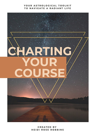 Charting Your Course: Your Astrological Toolkit to Navigate a Radiant Life