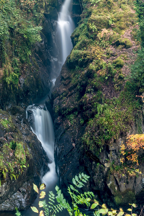 Aira Force on Canvas