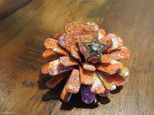 Flower- Dimond Star- SideCut