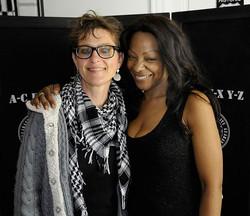 Miss Dominique et Géraldine Potron