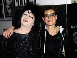 Yvette Leglaire et Géraldine Potron
