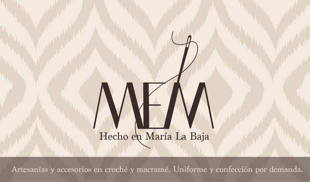 Mujeres Emprendedoras Maria La Baja