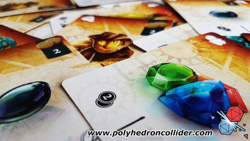 Ruthless Cards courtesy of Polyhedron Collider