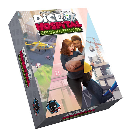 Pre-Order: Dice Hospital: Community Care - Retail Edition