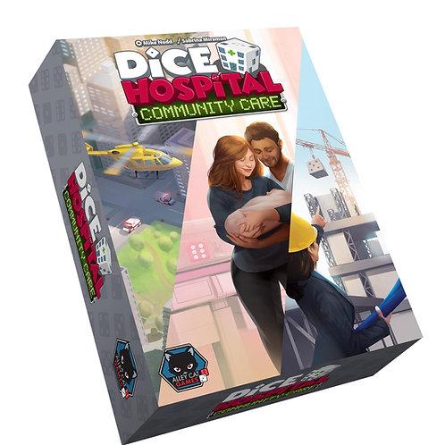 Dice Hospital: Community Care - Retail Edition