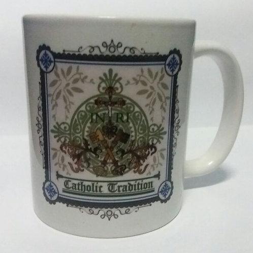 "Caneca ""Catholic Tradition"""