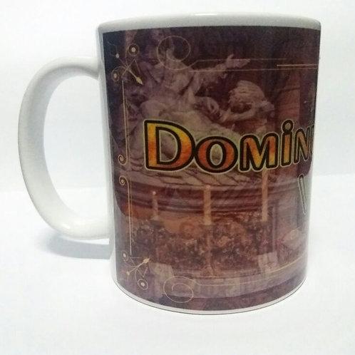 """Caneca """"Dominus Vobiscum"""""""