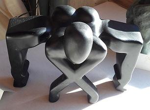 sculpture d'éléve