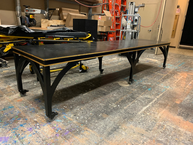 Completed Table
