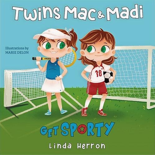 Twins Mac & Madi Get Sporty