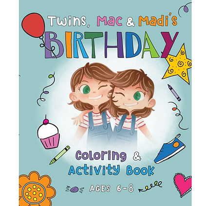 PNG - Coloring Birthday Book.png