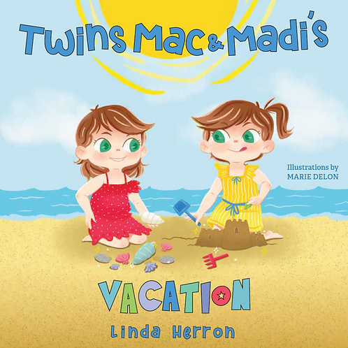 Twins Mac & Madi - Hardcover Story Bundle