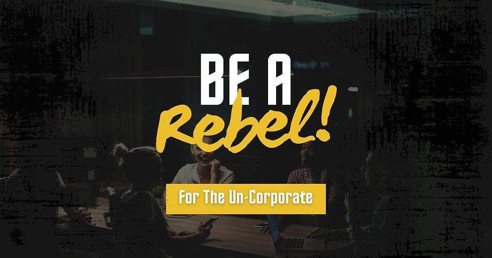 rebel corporate training services london