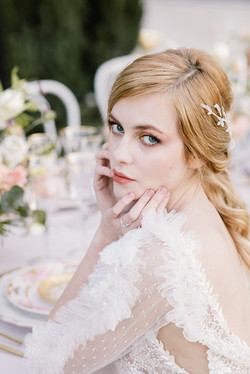 Luxury Wedding Makeup & Hair